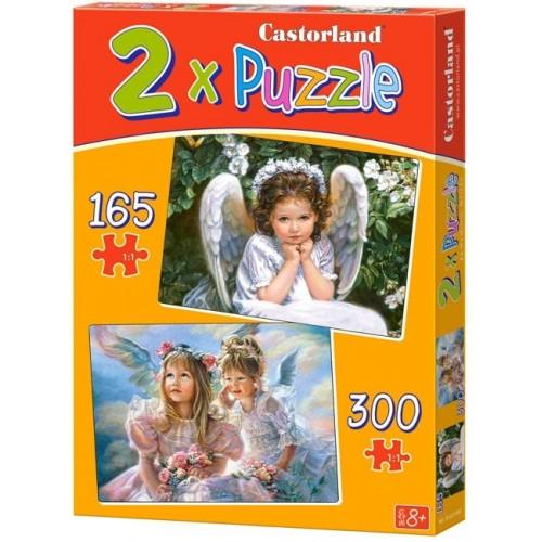 puzzle anjel