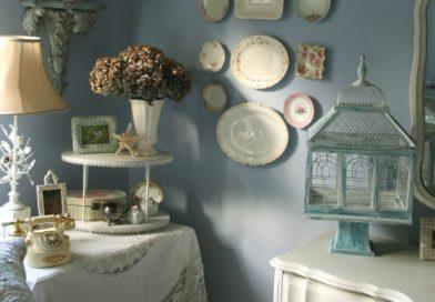 Vintage štýl oživí interiér