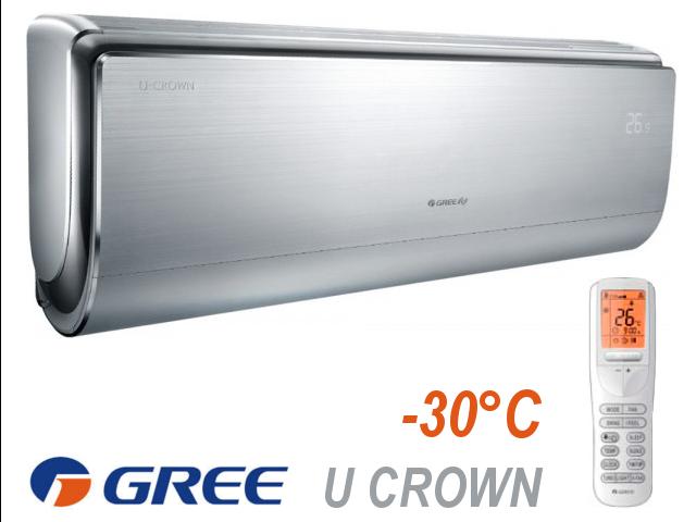 Klimatizácia Gree U Crown